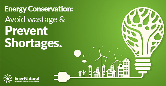Energy Conservation: Avoid wastage and prevent shortages.
