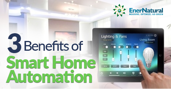 3 Benefits of Smart Home Automation