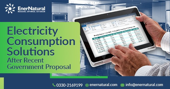 Electricity Consumption Solutions after Recent Government Proposal