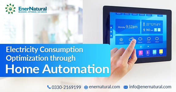 Electricity Consumption Optimization through Home Automation